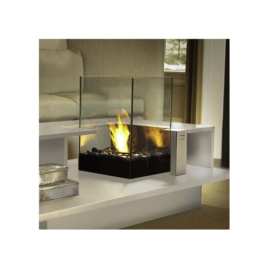 Decorpro Level Indoor Tabletop Bio Ethanol Fireplace