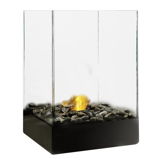 Decorpro Cell Series Micro Steel Bio Ethanol Table Top Fireplace