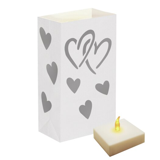 Luminarias LumaLites Indoor/Outdoor Lantern