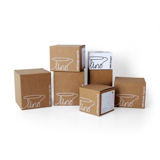 notNeutral LINO Large Latte Gift Set