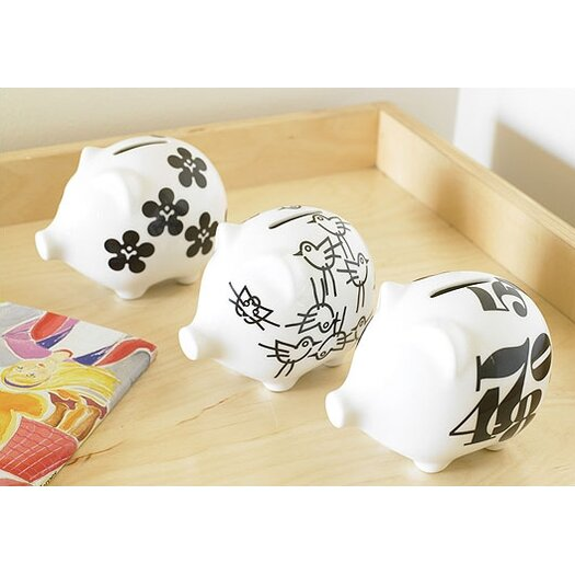 notNeutral Chick Piggy Bank