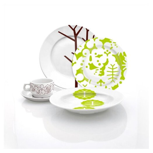 Season 20 Piece Dinnerware Set