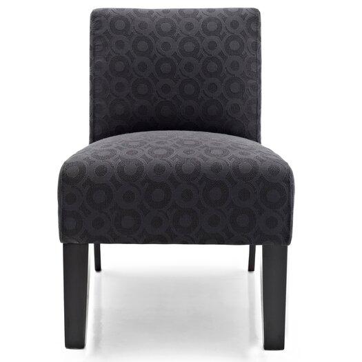 DHI Allegro Ellipse Slipper Chair