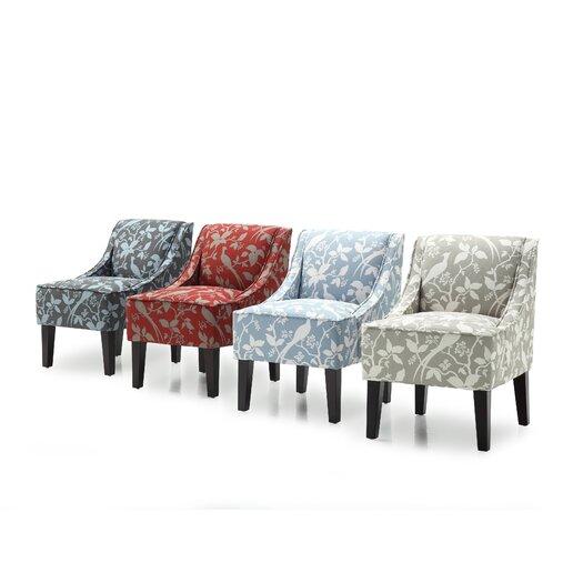 DHI Marlow Bardot Slipper Chair