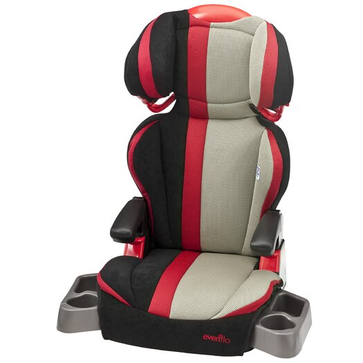 Evenflo Big Kid™ Dulux High Back SI - Side Impact Washington Booster Seat
