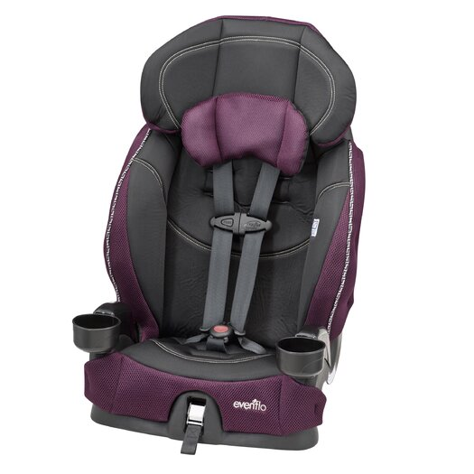 Evenflo Chase LX Harnessed Booster Car Seat