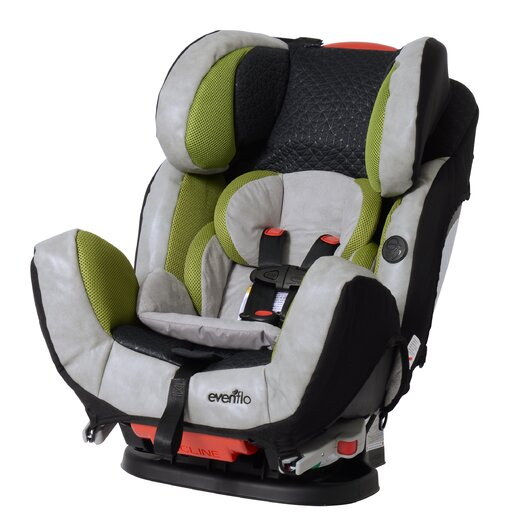Evenflo Symphony Porter Elite Convertible Car Seat