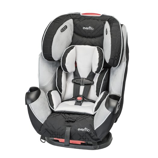 Evenflo Symphony LX Convertible Car Seat