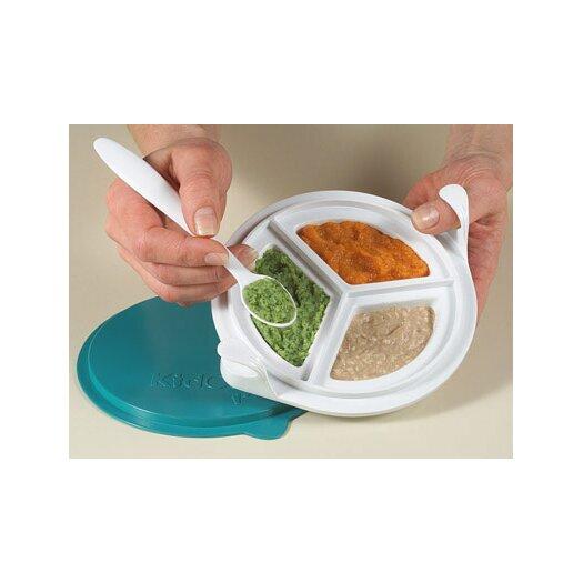 KidCo BabySteps Feeding Dish with Spoon