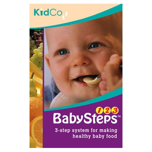KidCo BabySteps Food Preparation Guide