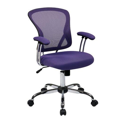 Ave Six Ave Six High-Back Mesh Juliana Office Chair