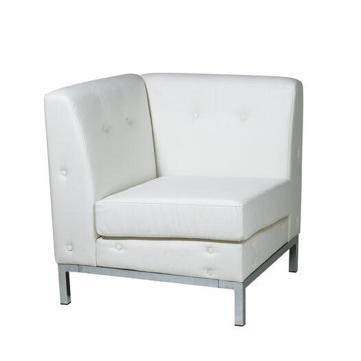 Ave Six Wall Street Corner Chair
