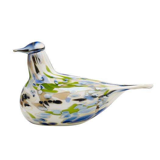 iittala Birds By Toikka 2014 Annual Bird Alder Thrush Figurine