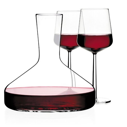 iittala 2 Quart Glass Decanter