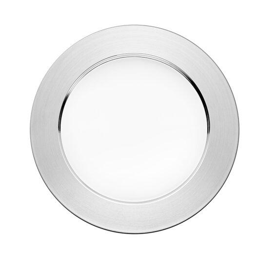 """iittala SarpanevaSteel 13"""" Plate"""