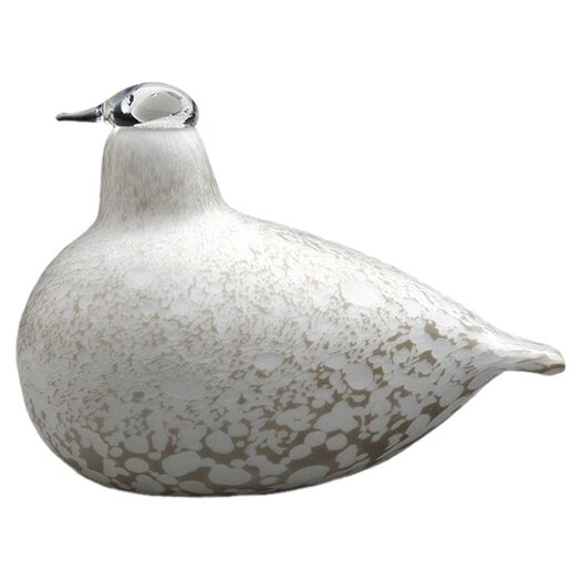 Birds by Toikka Willow Grouse Figurine