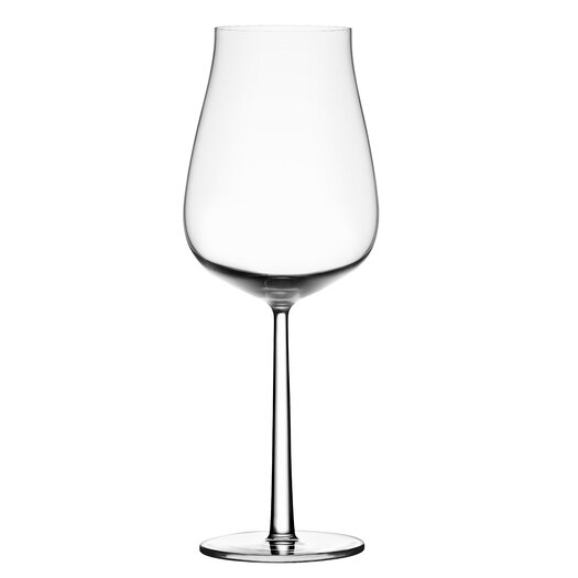 iittala Essence Plus Red and White Wine Glass