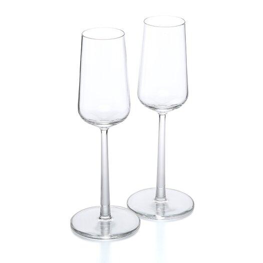 iittala Essence Champagne Flute