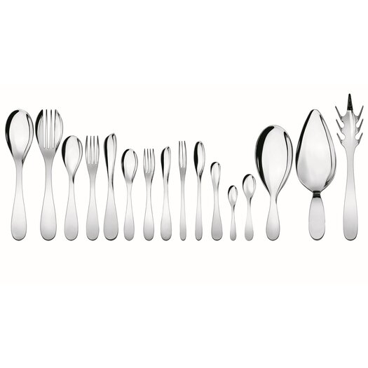 Alessi Eat.It Serving Fork