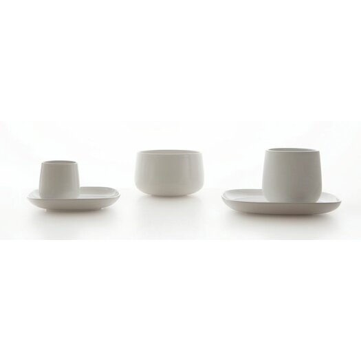 Alessi Ovale Teacup by Ronan and Erwan Bouroullec