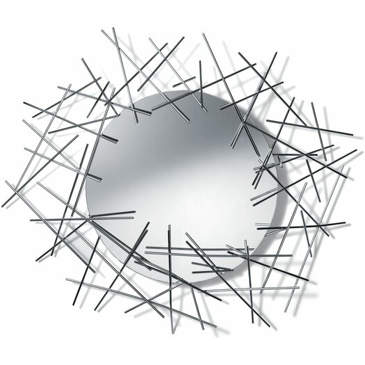 Alessi Blow Up! Wall Mirror