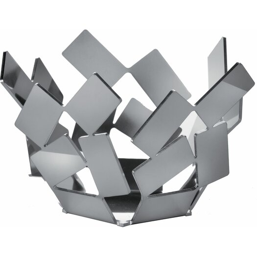 Alessi La Stanza Dello Scirocco by Mario Trimarchi Stainless Steel Tealight Holder