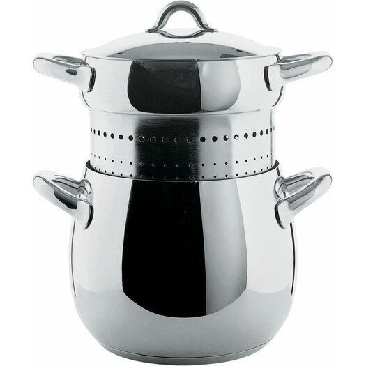 Alessi Mami 6.125-qt. Multi-Pot