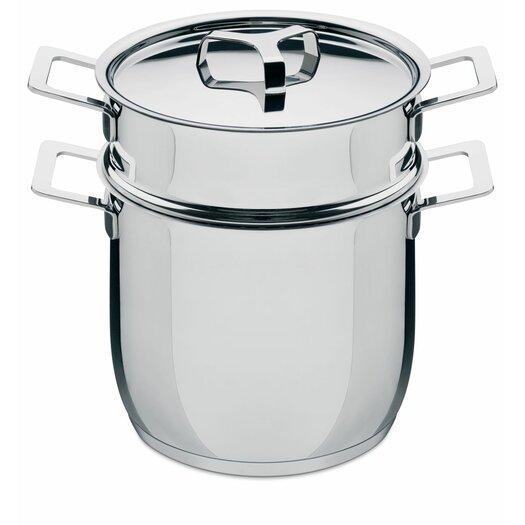 Alessi Pots and Pans Multi-Pot by Jasper Morrison