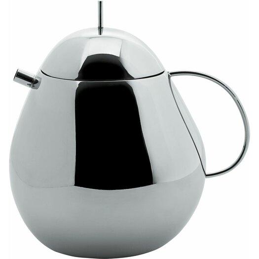 Alessi Fruit Basket 1.48-qt. Teapot