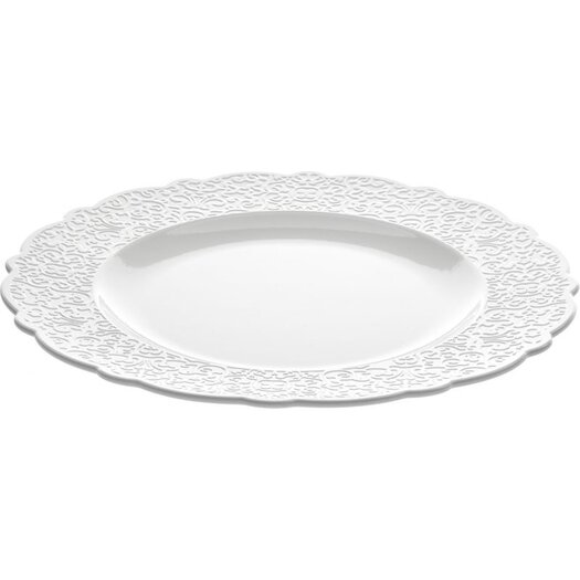 "Alessi Dressed 10.75"" Dining Plate"