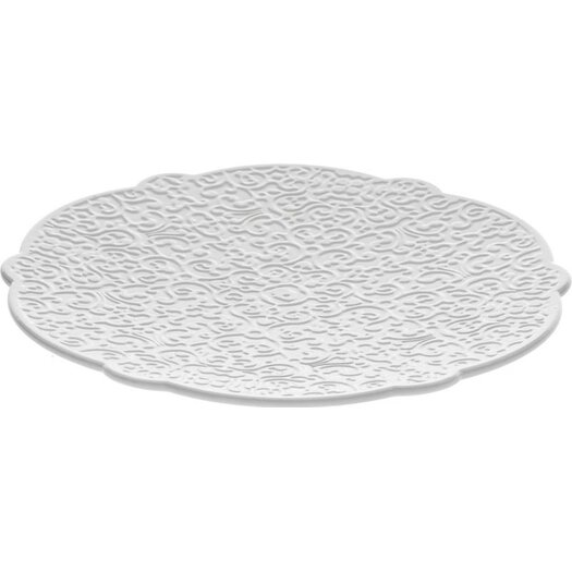 """Alessi Dressed 6.25"""" Saucer for Mocha Cup"""