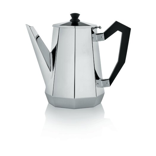 Alessi Ottagonale 4.25 Cup Coffee Server
