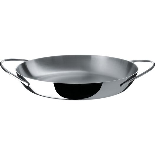Alessi Domenica Stainless Steel Round Casserole