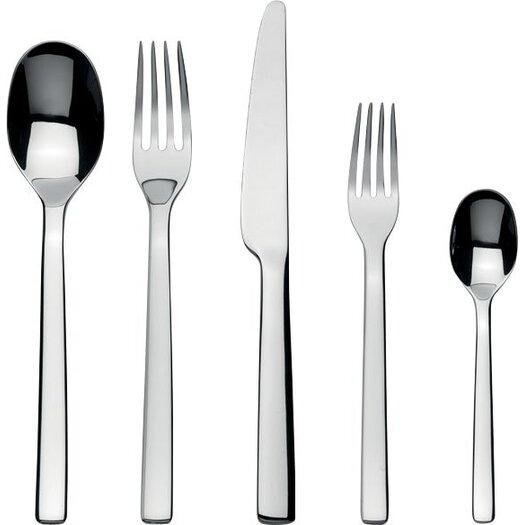 Alessi Ovale 5 Piece Flatware Set