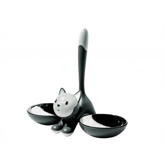 Alessi Tigrito Cat Bowl by Miriam Mirri