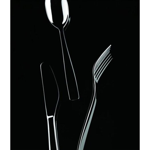 Alessi Knifeforkspoon Dinner Fork by Jasper Morrison