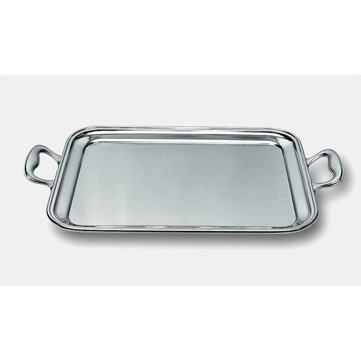 Alessi Ufficio Tecnico Alessi Rectangular Serving Tray