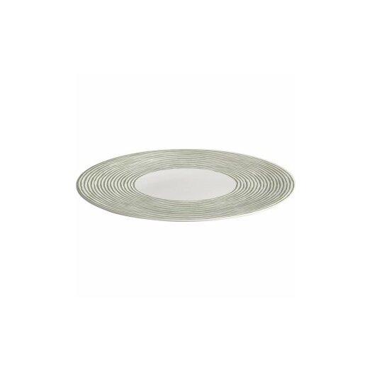 Alessi Acquerello Round Platter