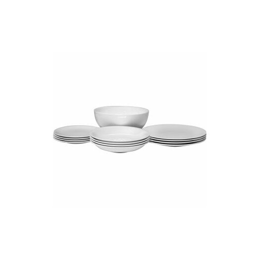 Alessi All-Time 13 Piece Dinnerware Set