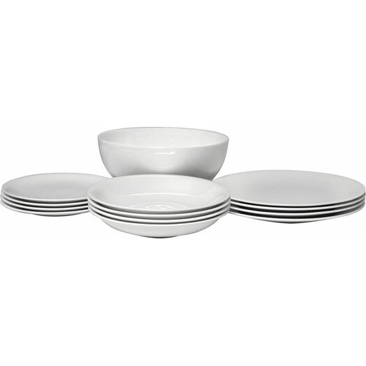 Alessi All-Time 12 Piece Dinnerware Set