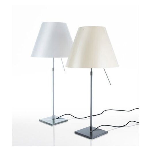 "Luceplan Costanza 32"" H Table Lamp with Empire Shade"