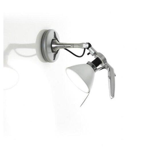 Luceplan Fortebraccio Swing Arm Wall Lamp