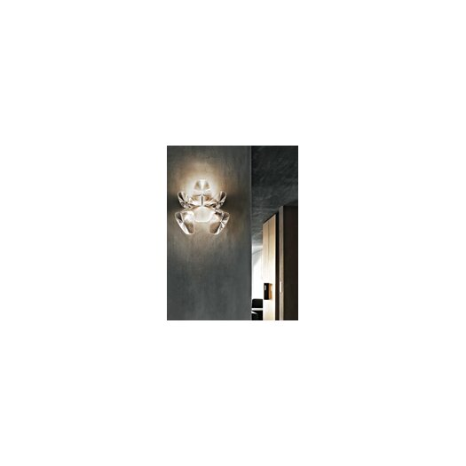 Luceplan Hope 1 Light Armed Sconce