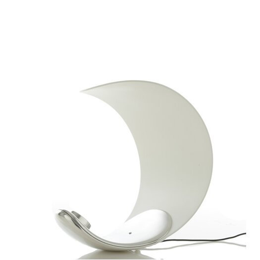 "Luceplan Curl 10.2"" H Table Lamp"