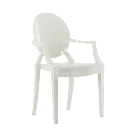 Kartell Kartell Louis Ghost Arm Chair