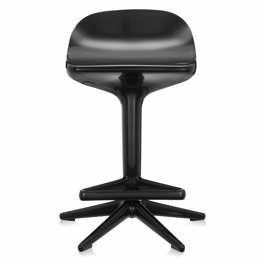 Kartell Spoon Adjustable Height Bar Stool