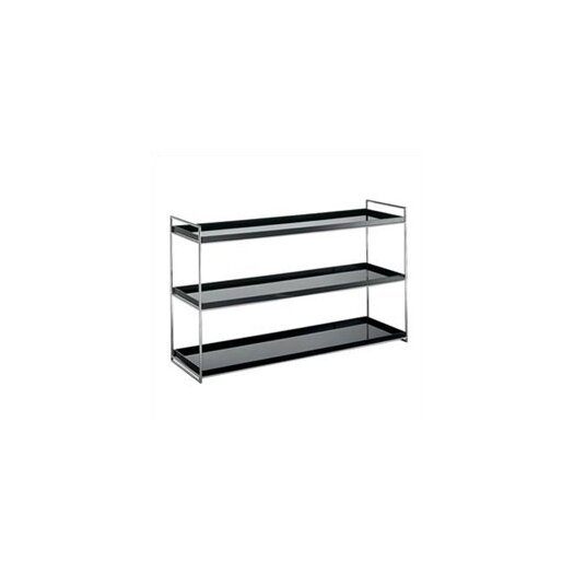 "Kartell Trays 32.66"" Bookcase"