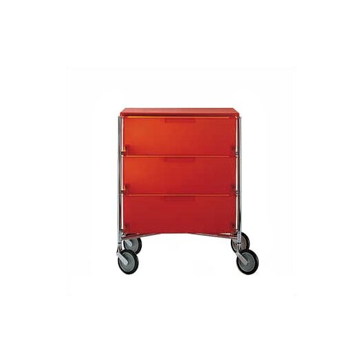 "Kartell Mobil 19.25"" Storage Container"