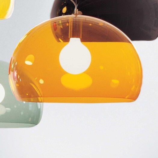 Kartell FL/Y 1 Light Suspension Lamp