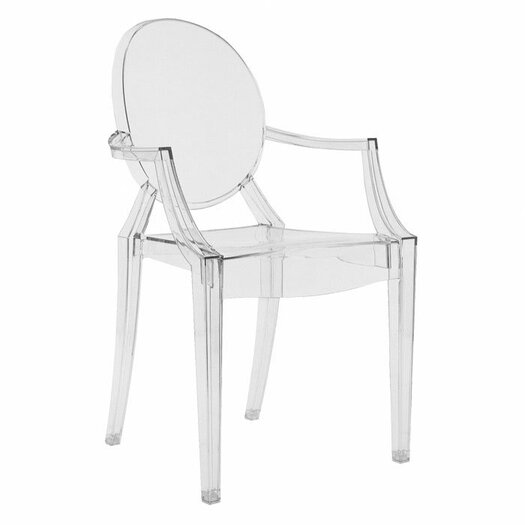 Kartell Kartell Louis Ghost Arm Chair